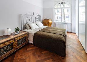 Schlafzimmer Frischgrät