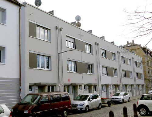 Fuchs, Stadthäuser Nürnberg