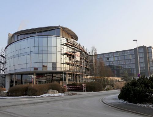 Vipa Bürogebäude, Herzogenaurach