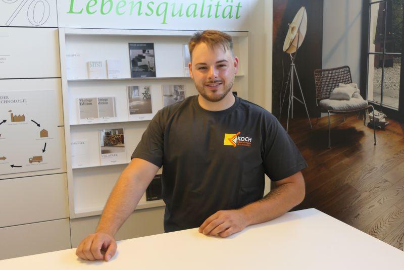 Matthias Schalk Ausbilderschein