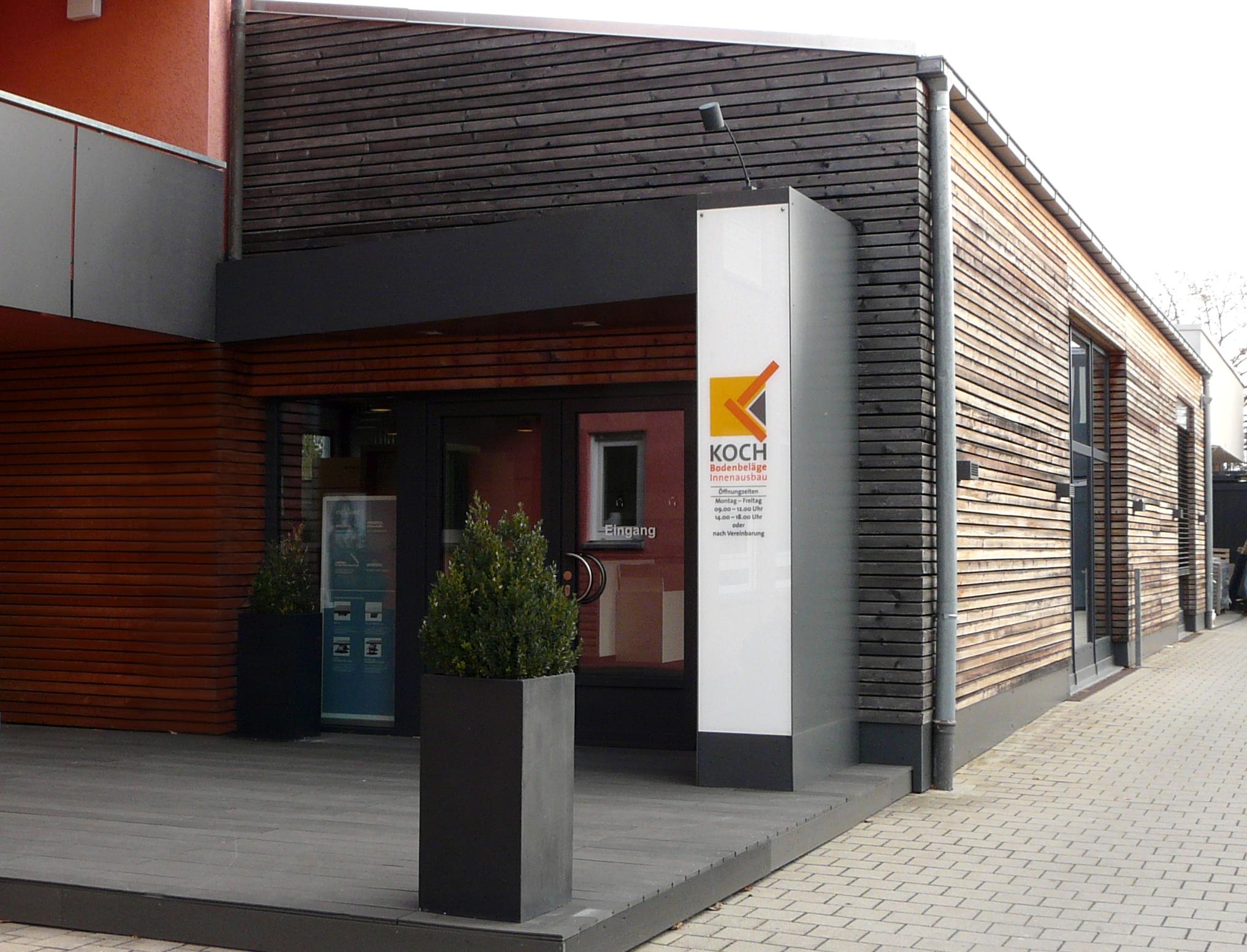 Eingang der Röntgenstraße